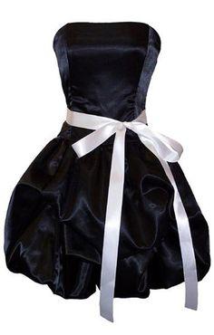 black bridesmaid dresses | ... Black Bridesmaid Dress for Junior Plus Size | Bridesmaid Dresses