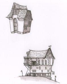 Tim Probert: Houses