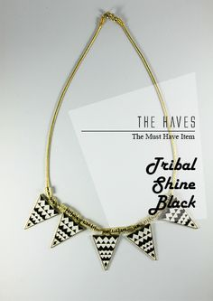 Tribal Shine Black  IDR 75.000    To order:    SMS 0856-1333-190 (Format: product name,your name, address, email, Payment BCA, Shipping method REGULAR/FAST)    Bank Account :    BCA 5725034323 a.n Yolanda     Need Help? Contact our Customer Service :  help.thehaves@gmail.com      Happy Shopping everyone !!