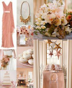 Romantic/Pink Inspiration Board by Juca