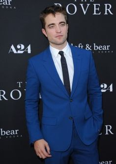 Robert Pattinson at 'The Rover' Los Angeles Premiere Redcarpet