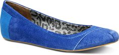 Toms Ballet Flats - spring line....Love this color!