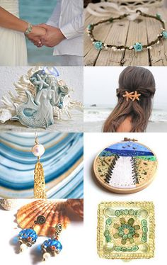 Off to the Beach by Miss Angel on Etsy--Pinned with TreasuryPin.com