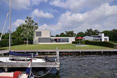 Prachtig woonhuis aan Veerse meer in Kamperland   Villa met inpandig zwembad   Reigerlaan 15, KAMPERLAND