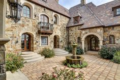 Majestic French Château in Texas 7