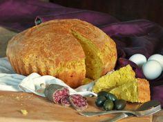 Le Marche Savoury Easter Bread Crescia di Pasqua