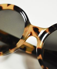 Love Sunglasses, the bigger the better
