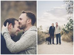 California Hike Same Sex Engagement | Gina & Ryan Photography