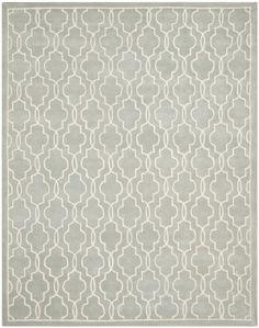 Safavieh Chatham Transitional Indoorarea Rug Grey / Ivory