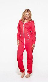 The Original OnePiece® jumpsuit is made from super soft, premium cotton-rich jersey. The Onesie features bound cuffs, a pouch pocket to the front and an elasticated ankle cuff. The two way YKK® quality zipper goes all the way up to the top of the comfy hood. The jumpsuits unique fit is perfect for him or her. Whether you're looking for total relaxation, or want to make a statement. This is the one product we can guarantee you won't want to take off when you first throw it on!
