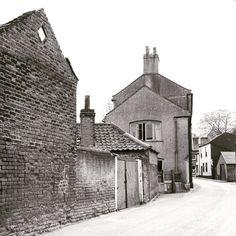 Bacton Road, North Walsham 1960s #NorthWalsham #history #norfolk #Archive http://www.northwalshamarchive.co.uk