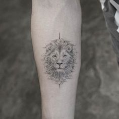 lion tattoos designs for your inspiration. Check all these designs cool lion tattoo designs. Small Lion Tattoo, Lion Head Tattoos, Leo Tattoos, Arrow Tattoos, Animal Tattoos, Finger Tattoos, Lion Tattoo On Thigh, Tatoos, Trendy Tattoos