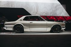 Every Eye-Popping Detail of Nissan's Vintage Skyline GT-R Collection