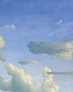 "arsantiquis: ""Lars Hertervig - The Tarn "" Nordic Art, Canadian Art, Beautiful Sky, Phone Backgrounds, Art History, Painting & Drawing, Diy Art, Illustration Art, Illustrations"