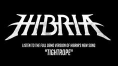 HIBRIA'S NEW SONG PREVIEW - Tightrope (Demo Version) | ヒブリアの 新曲の プレビュー /...