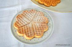 Dulceață de lapte rețeta de dulce de leche | Savori Urbane Waffles, Breakfast, Food, Dulce De Leche, Banana, Morning Coffee, Essen, Waffle, Meals