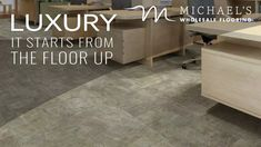 Shaw Floors - SAVE 30-60% Limited Time Sale - Mineral Mix - Quarry - #homedecor, #homegoals, #vinylfloors, #shaw, #LVP, #home, #flooring, #DIY - 800-344-8585 - Call to Save! Luxury Vinyl Tile, Luxury Vinyl Plank, Waterproof Flooring, Vinyl Tiles, Types Of Flooring, Noise Reduction, Laminate Flooring, Floors, Tile Floor