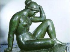 Méditerranée - 1902 - Bronze Musée d'Orsay - Paris