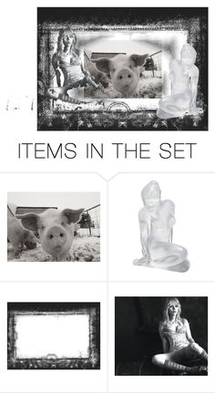 """""""farm"""" by keepitrealforme ❤ liked on Polyvore featuring art"""