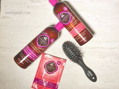 HASK Superfruit Healthy Hair Shampoo, Conditioner & Deep Conditioner Review They say you are what you eat, so why not feed your hair with the nourishme