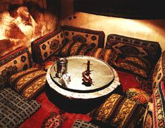 """Small smoke room... Reminds me of Hansel's smoke """"tea"""" room from Zoolander"""