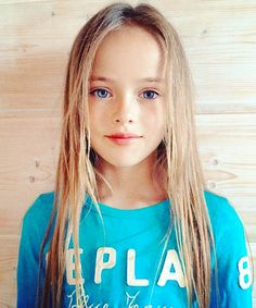 """Moscow-born Kristina Pimenova has been featured in Roberto Cavalli and Armani campaigns, she has more than two million Facebook fans and 395,000 Instagram followers, and has been called """"the prettiest girl in the world."""" Here's the thing: She's only…"""