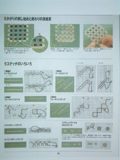 Hardanger instruction by pictures Types Of Embroidery, Learn Embroidery, Hand Embroidery Stitches, Floral Embroidery, Cross Stitch Embroidery, Embroidery Patterns, Drawn Thread, Hardanger Embroidery, Satin Stitch
