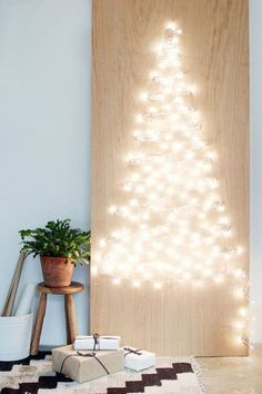 Merry And Bright - 25 Alternative Christmas Trees To Try This Year - Photos