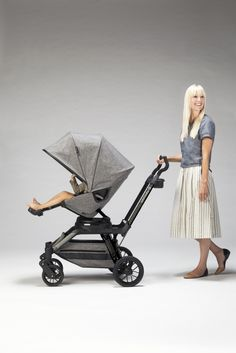 Vintage inspiration and modern design, The Porter Collection from @orbitbaby is the first-ever Limited Edition Travel System- available now! #PNpartner