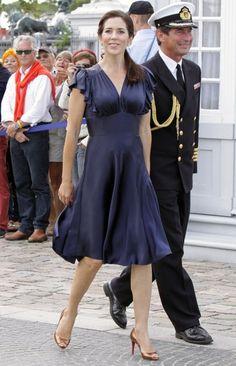 As Maravilhas da Maternidade: Princesa Mary da Dinamarca