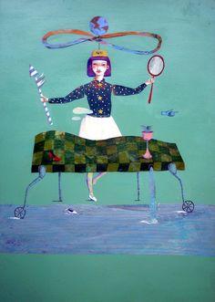 The Magician - Octavia Monaco, 2011 | Flickr - Photo Sharing!