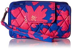 Vera Bradley Smartphone Wristlet for Iphone 6, Art Poppies *** Want to know more, click on the image.