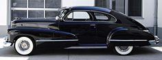 Cadillac Series 61 Club Coupe, 1947, stima € 46.000 - 58.000