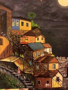 Color Wheel Art, Abstract City, Whimsical Art, Teaching Art, Landscape Photos, Art Inspo, Painting & Drawing, Art Museum, Wall Art Prints