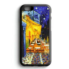 Van Gogh Night Cafe iPhone 7 Case