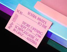 Sestra Invitation