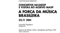 OSESP MASP 2016   A força da música brasileira