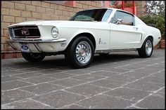 1968 Ford Mustang Fastback 302 CI, 4-Speed  #MecumHouston