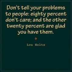 80/20 Rule, how true it is!!!