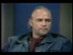 Marlon Brando talks about the treatment of native Americans or Indians at the hands of white colonialists and the values of freedom and equality in USA.