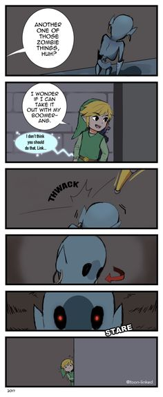 Run Link!