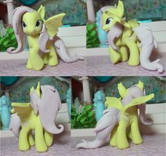 My Little pony custom flutterbat by SanadaOokmai.deviantart.com on @DeviantArt