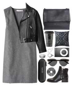 """Sem título #729"" by andreiasilva07 ❤ liked on Polyvore featuring STELLA McCARTNEY, Acne Studios, Serena & Lily, Monki, The Row, 3.1 Phillip Lim, Beats by Dr. Dre and Hermès"