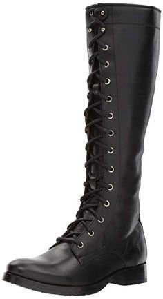 BA Older Girls BNWT Black  Faux Fur Zip  Knee High Boots