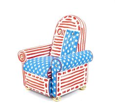Lazy Painter Chair- taking orders now at Smithers of Stamford New Store