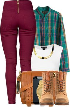 """EastSide."" by snake-biter ❤ liked on Polyvore"