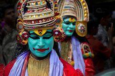 Onam in Kerala, India. #incredibleindia #colourful #kerala #exoticindia
