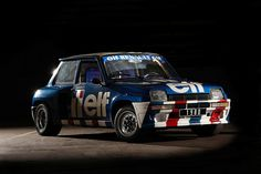 Always loved this Renalut Renault 5 Turbo, Renault Sport, Supercars, Sport Cars, Race Cars, Nascar, Gt Turbo, Vintage Race Car, Top Cars