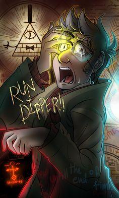 Run, Dipper !