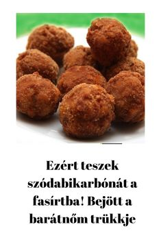 Hungarian Recipes, Great Recipes, Cereal, Pork, Health Fitness, Food And Drink, Cooking Recipes, Lunch, Drinks
